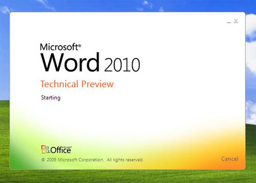 រូបភាពគួរអោយទាក់ទាញរបស់ office 2010