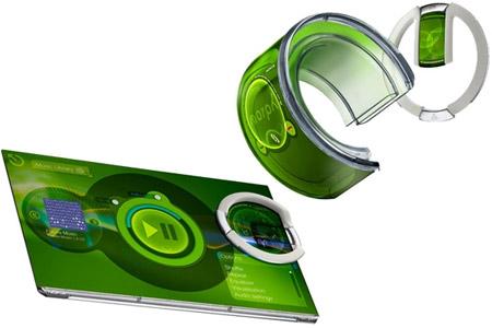 Nokia Morph អាចបត់បានអាចចេញនៅ៧ឆ្នាំទៀត